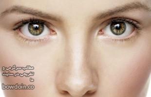روش کانتور کردن انواع بینی ها