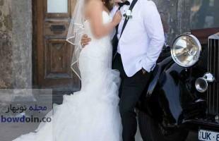 سری اول مدل لباس عروس