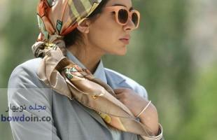 سری چهارم مدل شال و روسری