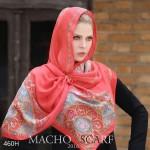 سری پنجم مدل شال و روسری