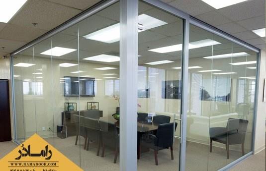 عنوان :طراحی محیط دفتر اداری به شیوه مدرن