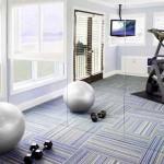 ۴ گزینه اصلی کفپوش سالن های ورزشی